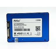 Ổ Cứng SSD 120G SATA III NETAC N500S - Hàng Chính Hãng thumbnail