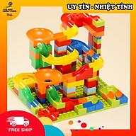 Bộ Lego Thả Bi Cho Bé Montessori cao cấp Đồ chơi Gỗ - Giáo dục - An toàn - Thông minh thumbnail