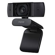 Webcam họp trực tuyến 720P, góc 100 siêu rộng, tự động lấy nét, giảm tiếng ồn - Rapoo C200 - Hàng chính hãng thumbnail