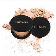 Phấn Phủ Collagen Kiềm Dầu và Che Khuyết Điểm Freskin Sunshine Two-Way Cake SPF30++ thumbnail