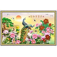 Tranh dán tường trang trí phòng ngủ NewTM-0093K thumbnail