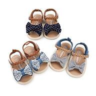 Giày Sandal Tập Đi Xinh Xắn (0-18 tháng) thumbnail