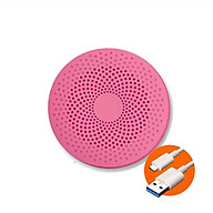 Cute Portable Mini Voice Control Bluetooth Speaker with Phone Function thumbnail