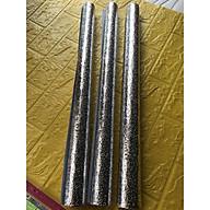 bộ 3 cuộn giấy dán tường tráng nhôm cách nhiệt(60cm x 3m) thumbnail