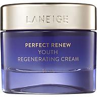 Kem dưỡng giúp ngăn chặn các dấu hiệu lão hóa sớm LANEIGE Perfect Renew Youth Regenerating Cream 50ml thumbnail