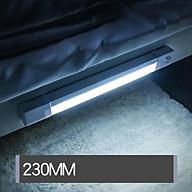 Đèn Cảm Biến Thông Minh Dán Tường Không Cần Khoan Lắp Kích Cỡ 210mm Nhiều Chức Năng Sáng thumbnail