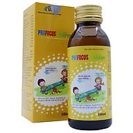 Combo 2 Lọ Vitamin Tổng Hợp Cho Trẻ Profocus Children - Bổ Sung Đầy Đủ Các Dưỡng Chất Cho Bé Phát Triển Toàn Diện Về Thể Chất Và Trí Tuệ. Sử Dụng Cho Trẻ Biếng Ăn, Còi Xương, Suy Dinh Dưỡng Hay Ốm thumbnail