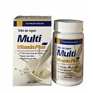 [ Combo 2 hộp ] Viên uống tăng cân Multi Vitamin Plus thumbnail