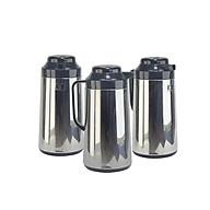 Phích pha trà giữ nhiệt dung tích 1 lít Rạng Đông, vỏ inox, nắp nhựa, Model RDD1040 ST2-1L thumbnail