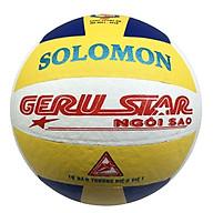 Bóng chuyền dán Gerustar Số 5 - Solomon (Tặng Băng dán thể thao + Kim bơm + Lưới đựng) thumbnail