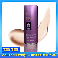 THE FACE SHOP Power Perfection BB Cream SPF37 PA++ 40g thumbnail