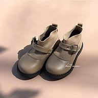 Giầy Boot cổ chun cho bé gái (Ảnh thật) thumbnail