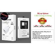 Bộ Sạc Iphone Chuẩn Winlink 22Iphone hàng chính hãng thumbnail