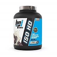 SỮA TĂNG CƠ BPI SPORT ISO HD 5LBS 69 SERVINGS - VỊ COOKIE VÀ CREAM thumbnail