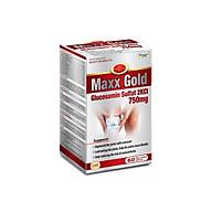 Viên xương khớp MaxxGold đỏ - Hộp 60 viên - Glucosamin thumbnail