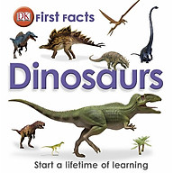 First Facts Dinosaurs thumbnail