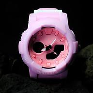Đồng hồ Thể thao Nữ Siêu Chống Nước, Siêu Chống Sốc kiểu dáng Trẻ trung, năng động, nhiều màu siêu dễ thương thumbnail