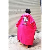 Áo mưa măng tô thời trang HELLO KITTY thumbnail