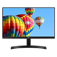 Màn Hình LED LG 27MK600M-B 27 inch Full HD (1920 x 1080) 5ms 60Hz Radeon FreeSync IPS - Hàng Chính Hãng thumbnail