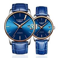 Đồng hồ đôi Kassaw K1314-4 chính hãng Thụy Sỹ thumbnail