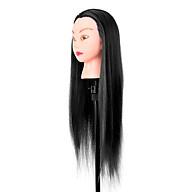 Đầu Mannequin Tóc Dài Dùng Luyện Tập Tạo Kiểu Tóc (24) thumbnail