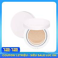 Phấn nước MISSHA Magic Cushion Cover Lasting SPF50+ PA+++ (No.21) thumbnail