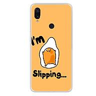 Ốp lưng dẻo cho điện thoại Xiaomi Redmi Note 7 - 0024 LAZYEGG05 - Hàng Chính Hãng thumbnail