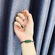 Vòng tay lu thống đá ngọc sơn thủy thumbnail