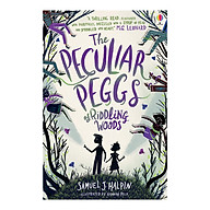 Usborne The Peculiar Peggs of Riddling Woods thumbnail