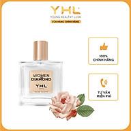 Nước Hoa mùi hương cơ thể YHL cho các nàng, của Pháp, Women in diamond, 50ml Pháp thumbnail