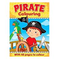 Sách tô màu Pirate Colouring thumbnail