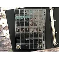 Phơi Đựng Tiền Xu Hiệu PCCB Có 42 Ngăn Kích Thước Ô 29mm PTX42O29 thumbnail