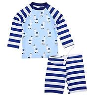 Bộ quần áo bơi và bộ liền dành cho bé trai bé gái đi biển mùa hè mã C56 C54 thumbnail