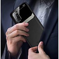 Ốp lưng da kính cao cấp hiệu Delicate dành cho OPPO A92 - Hàng nhập khẩu thumbnail