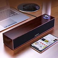 Loa gỗ vi tính E350 Sound Bar HD nhỏ gọn - hàng nhập khẩu thumbnail