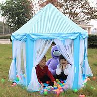 Lều Lâu Đài Công Chúa & Hoàng Tử Size Lớn- Hàng Chính Hãng thumbnail