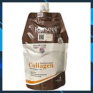Dầu hấp ủ tóc siêu mượt Karseell Maca Essence Repair Collagen (dạng túi) 500ml thumbnail