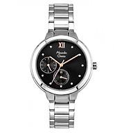 Đồng hồ đeo tay Nữ hiệu Alexandre Christie 2697BFBSSBA thumbnail