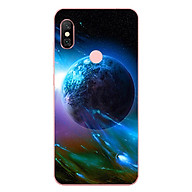 Ốp Lưng Dẻo Cho Điện Thoại Xiaomi Redmi Note 6 Pro - Universe thumbnail