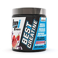 Dinh Dưỡng BPI Best Creatine tăng sức mạnh cơ bắp - Hương dưa hấu Kèm Quà Tặng Bình lắc Shaker thumbnail