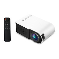 Aibecy YG210 Mini LED Projector 1080P Supported 600 Lumens Portable Multimedia Home Cinema Theater Video Projector thumbnail
