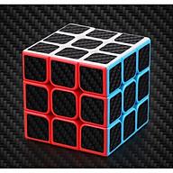 Rubik Carbon 3x3 cao cấp thumbnail
