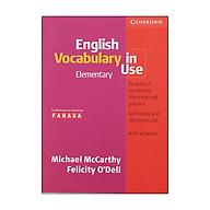 English Vocabulary In Use Ele. FAHASA Reprint Edition thumbnail