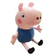 Gấu Bông Heo Peppa Pig - Hàng Việt Nam (Không Áo) (45 x 33 x 22 cm) thumbnail