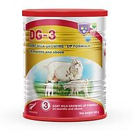 Sữa dê công thức DG-3 GOAT MILK GROWING - UP FORMULA thumbnail