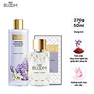 Combo Sữa Tắm Nước Hoa 270g & Nước Hoa 50ml Cindy Bloom Urban Vibes thumbnail