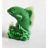 Tượng Cá Chép Phong Thủy phòng khách mang may mắn thành công tài lộc - TPT01 thumbnail