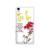 Ốp lưng dẻo cho điện thoại Sony Xperia Z5 - 01151 7933 TAILOC02 - in chữ thư pháp Tài Lộc - Hàng Chính Hãng thumbnail