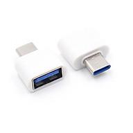 Cáp chuyển OTG TYPE-C ra USB 3.1 mở rộng kết nối cho điện thoại với USB, chuột, bàn phím, ổ cứng cắm ngoài thumbnail