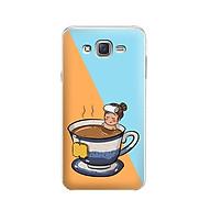 Ốp lưng dẻo cho điện thoại Samsung Galaxy J7 2015 - 01051 7897 RELAX03 - in hình chibi dễ thương - Hàng Chính Hãng thumbnail